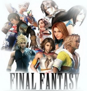 Loves final fantasy spirits within hentai