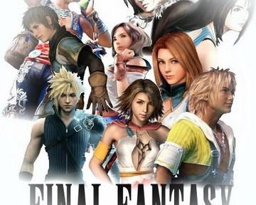 Final Fantasy in 3D Hentai Sex version on my fansite