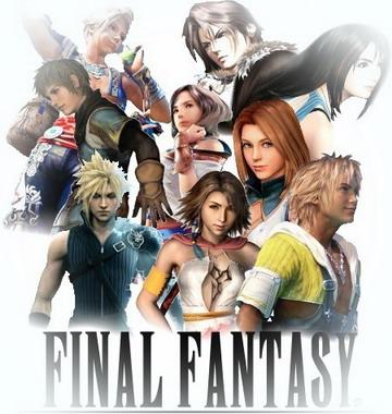 Hello, Final Fantasy World XXX!